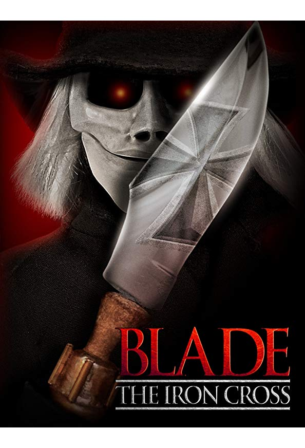 Blade the Iron Cross kapak