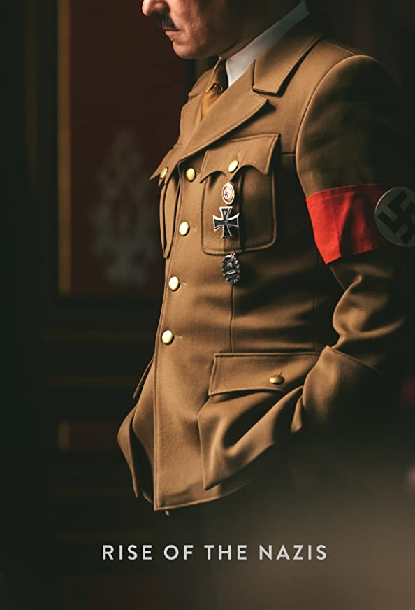 Rise of the Nazis kapak