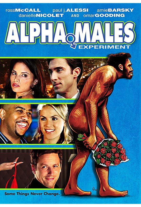 Alpha Males Experiment kapak