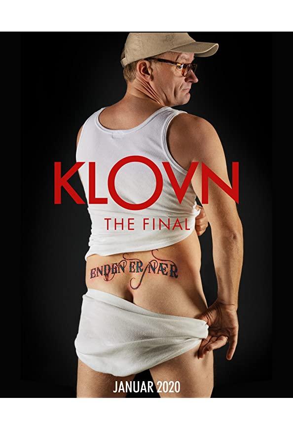 Klovn the Final kapak