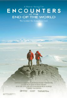 Encounters at the End of the World kapak
