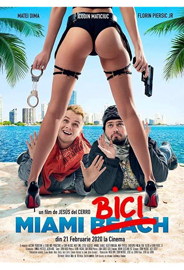 Miami Beach kapak
