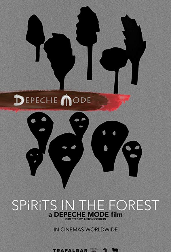 Spirits in the Forest kapak