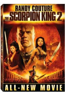 The Scorpion King: Rise of a Warrior kapak