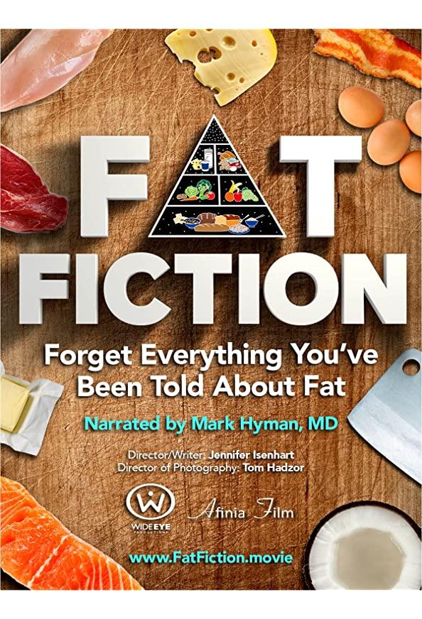 Fat Fiction kapak