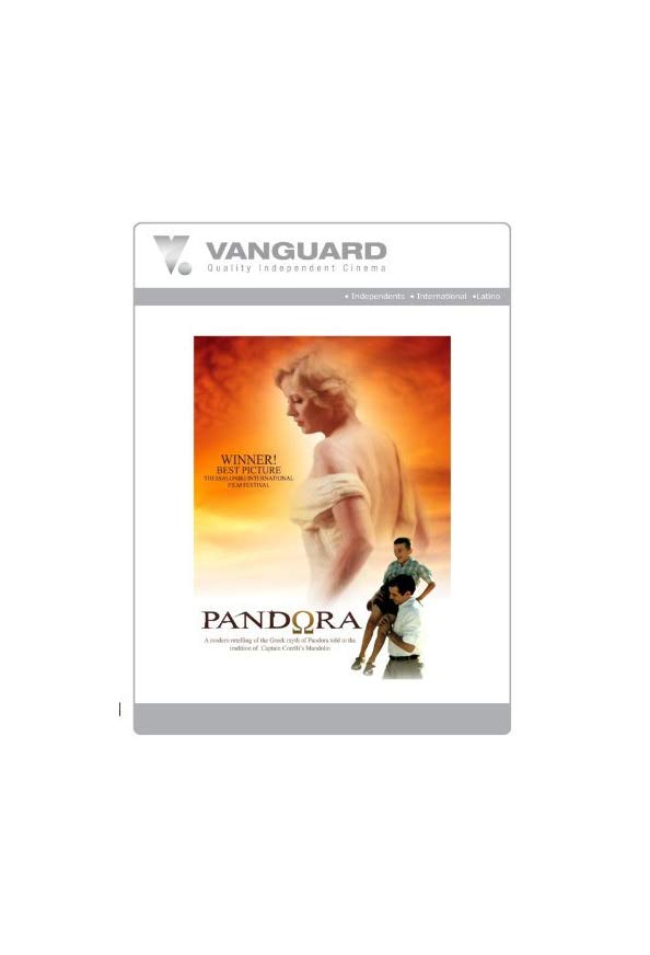 Pandora kapak