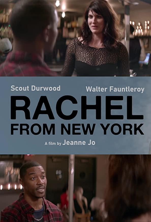 Rachel from New York kapak