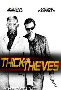 Thick as Thieves kapak