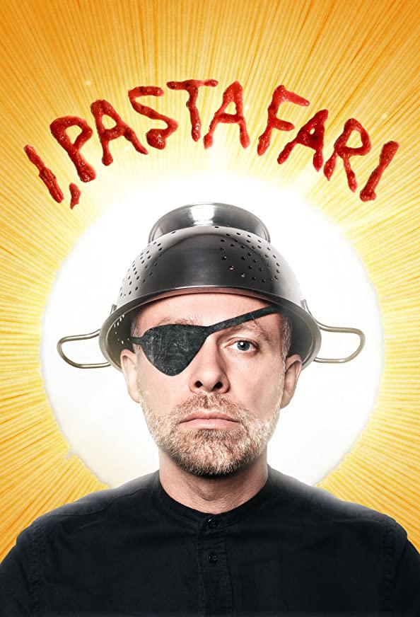 I, Pastafari: A Flying Spaghetti Monster Story kapak