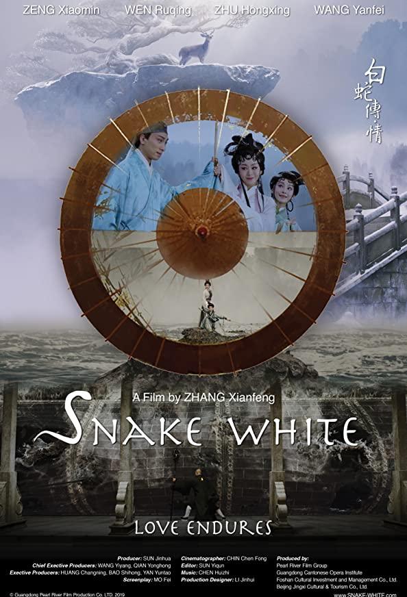 Snake White kapak