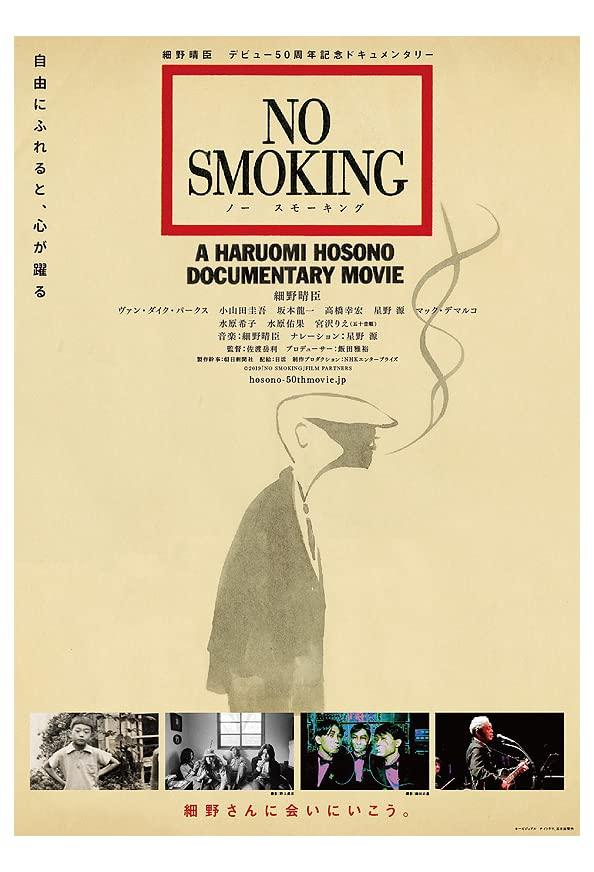 No Smoking kapak