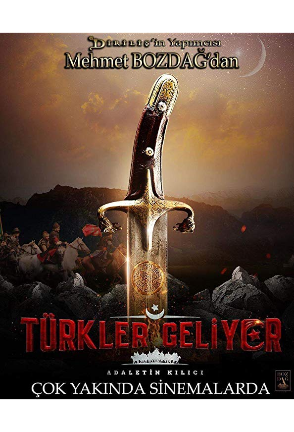Türkler Geliyor: Adaletin Kilici kapak