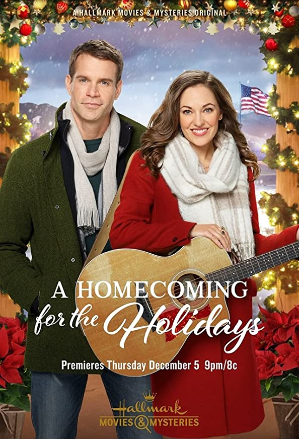 A Homecoming for the Holidays kapak