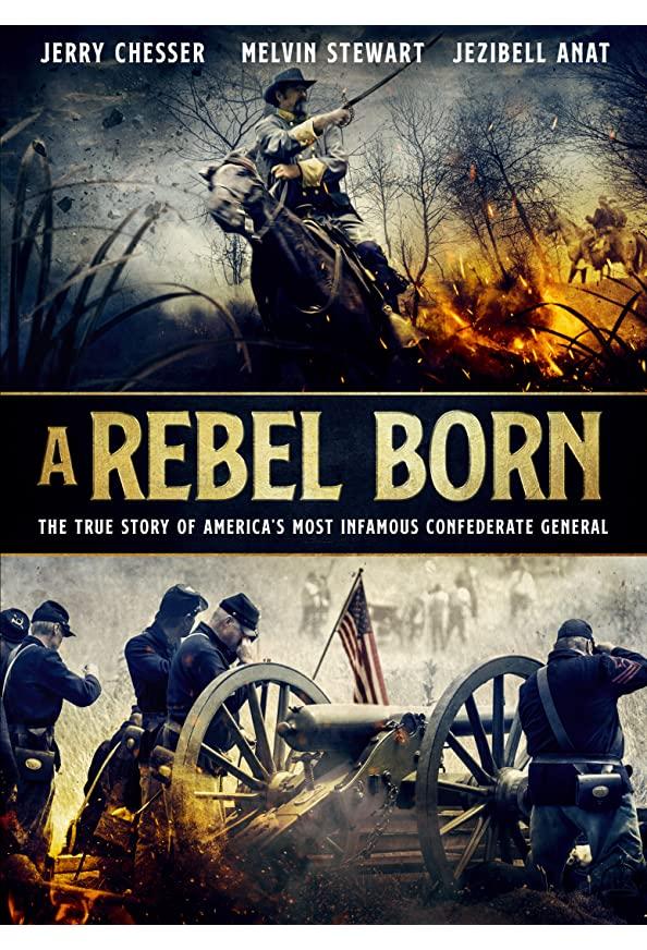 A Rebel Born kapak