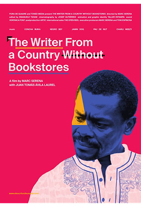 The Writer from a Country Without Bookstores kapak