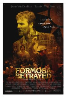 Formosa Betrayed kapak