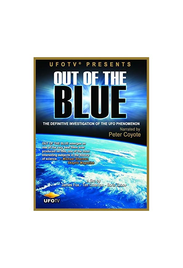 Out of the Blue kapak