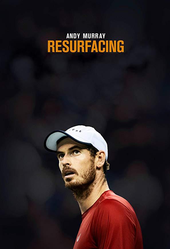 Andy Murray: Resurfacing kapak