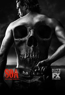 Sons of Anarchy kapak