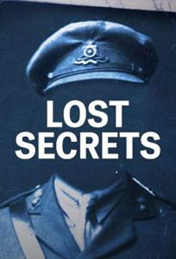 Lost Secrets kapak