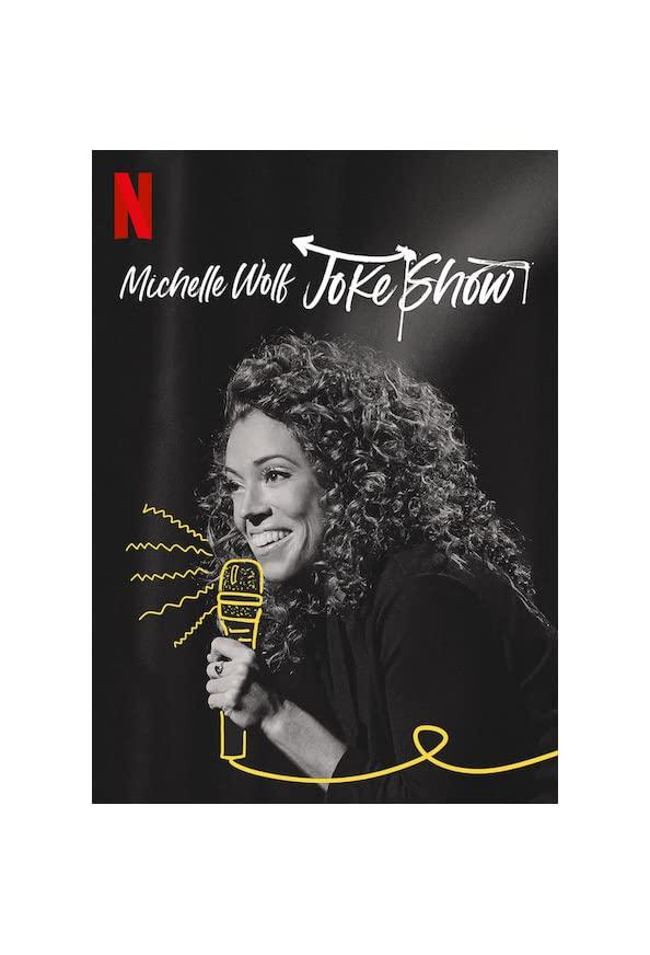 Michelle Wolf: Joke Show kapak