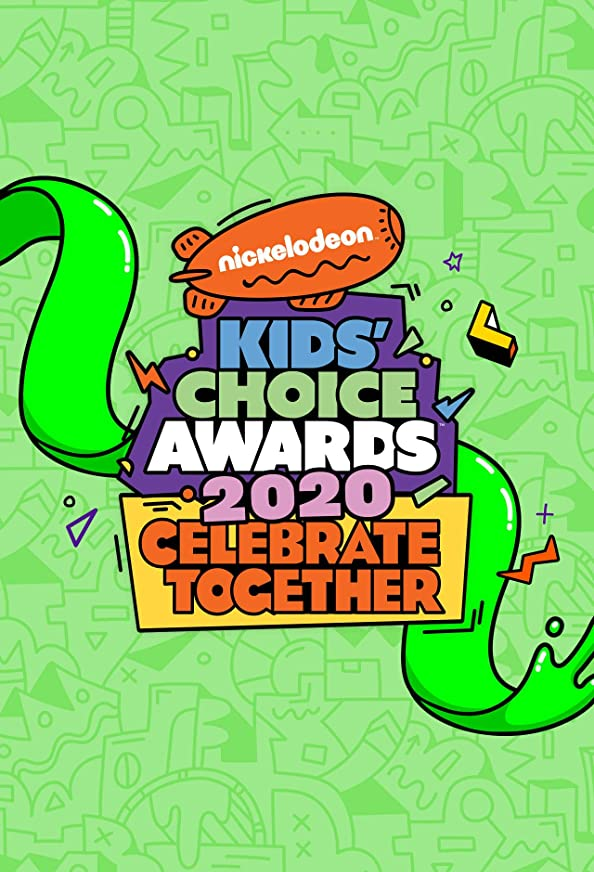 Nickelodeon's Kids' Choice Awards 2020: Celebrate Together kapak