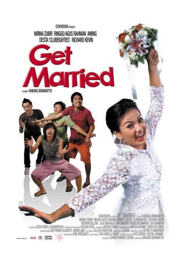 Get Married kapak