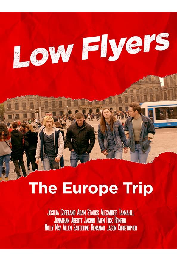 Low Flyers: The Europe Trip kapak