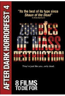 ZMD: Zombies of Mass Destruction kapak