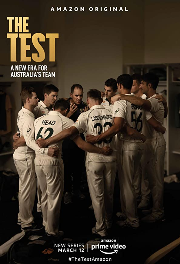 The Test: A New Era for Australia's Team kapak