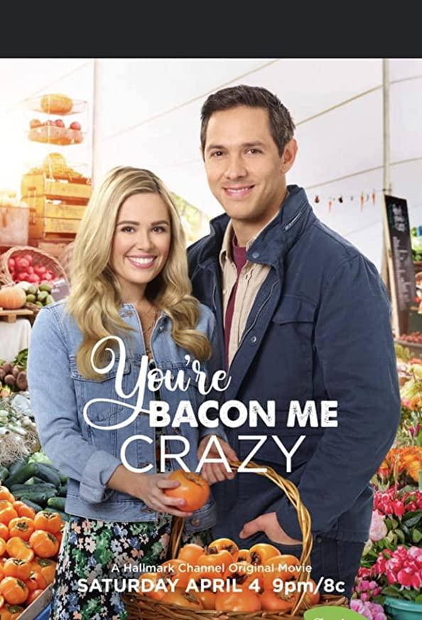 You're Bacon Me Crazy kapak