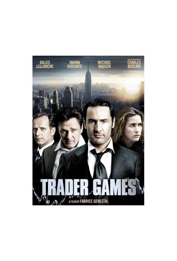 Trader Games kapak