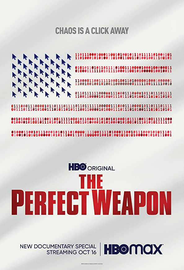The Perfect Weapon kapak