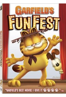 Garfield's Fun Fest kapak