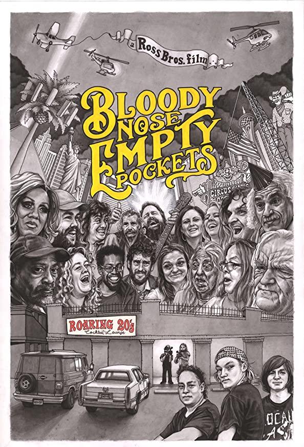 Bloody Nose, Empty Pockets kapak