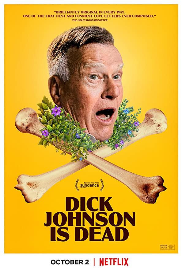 Dick Johnson Is Dead kapak
