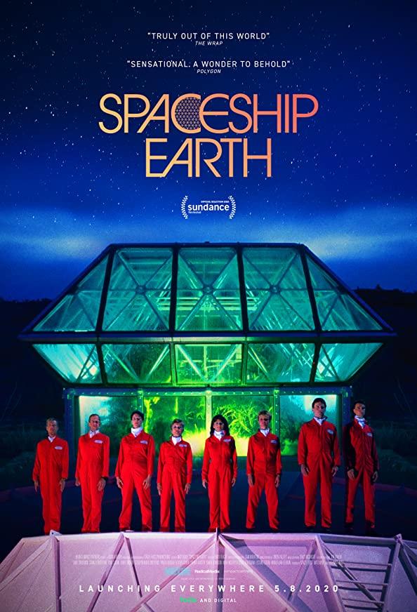 Spaceship Earth kapak
