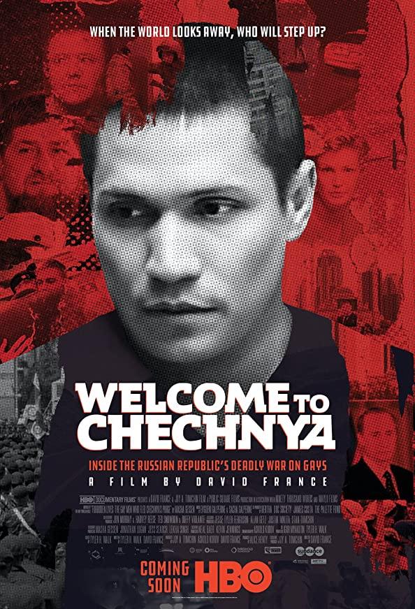 Welcome to Chechnya kapak