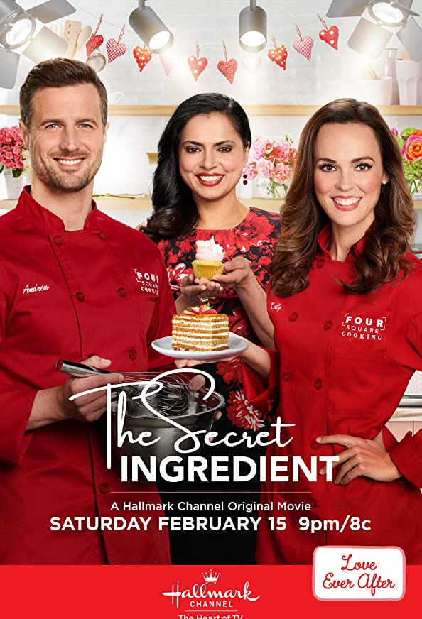 The Secret Ingredient kapak