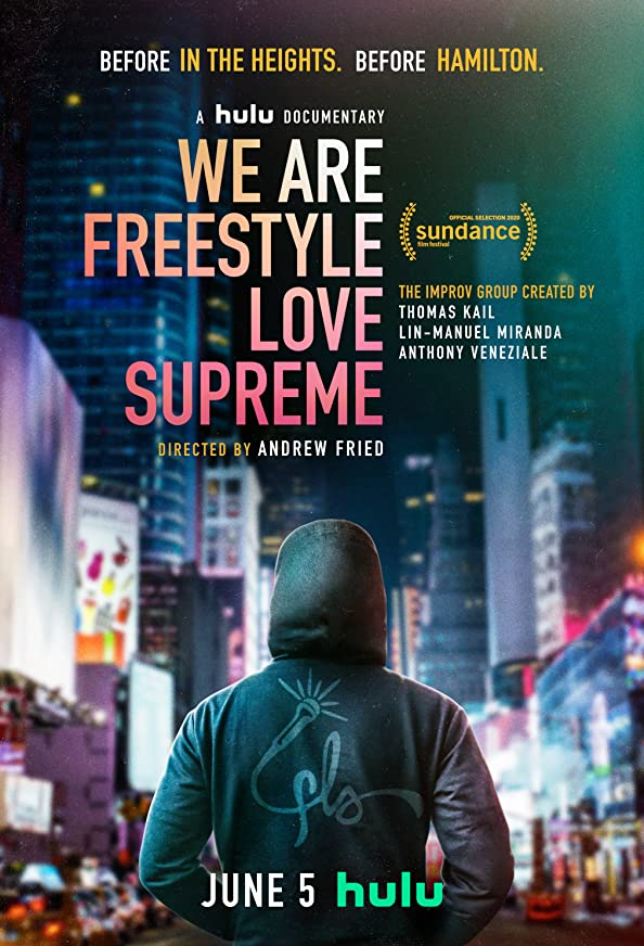 We Are Freestyle Love Supreme kapak