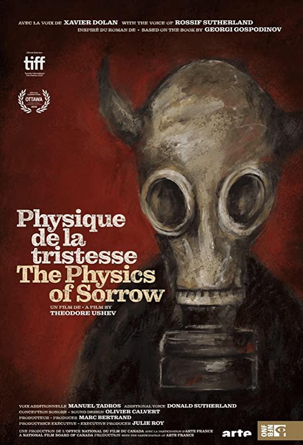 The Physics of Sorrow kapak