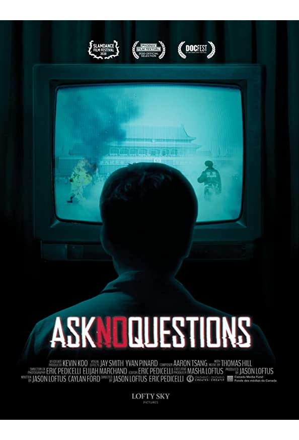 Ask No Questions kapak