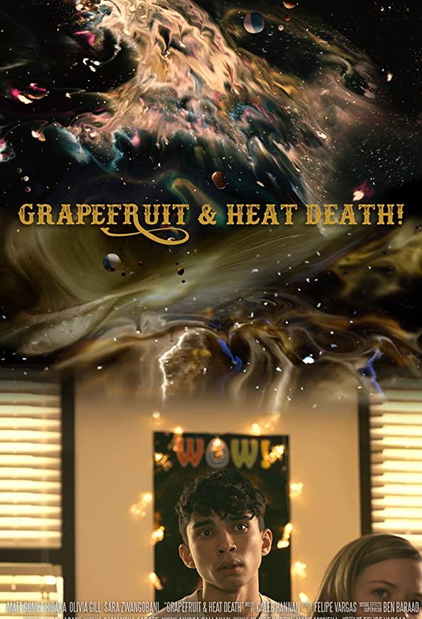 Grapefruit & Heat Death! kapak
