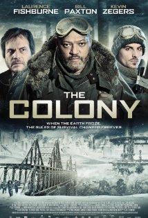The Colony kapak