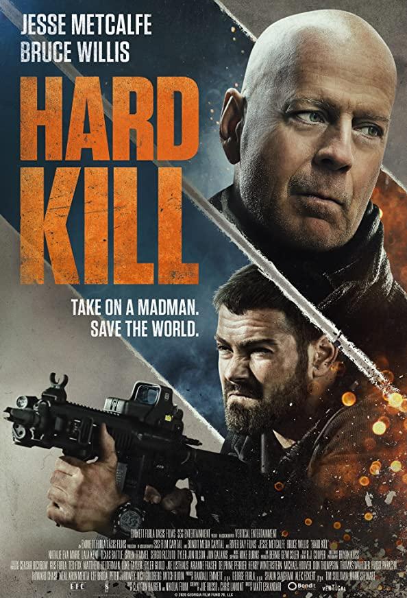 Hard Kill kapak