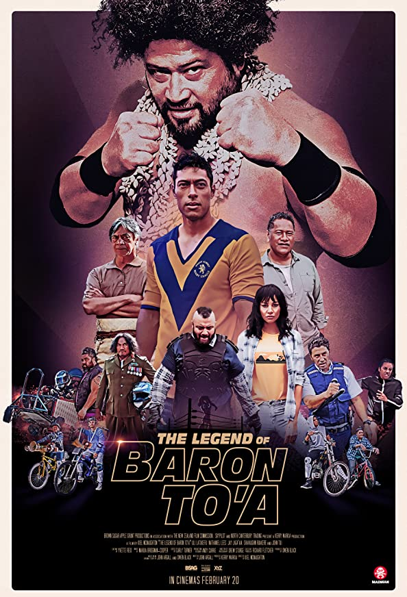 The Legend of Baron To'a kapak