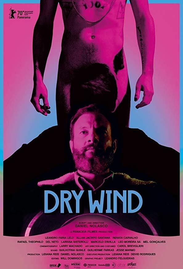 Dry Wind kapak