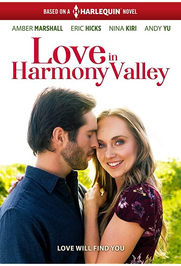 Love in Harmony Valley kapak