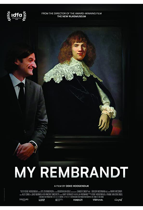 My Rembrandt kapak