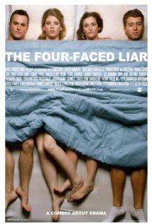 The Four-Faced Liar kapak